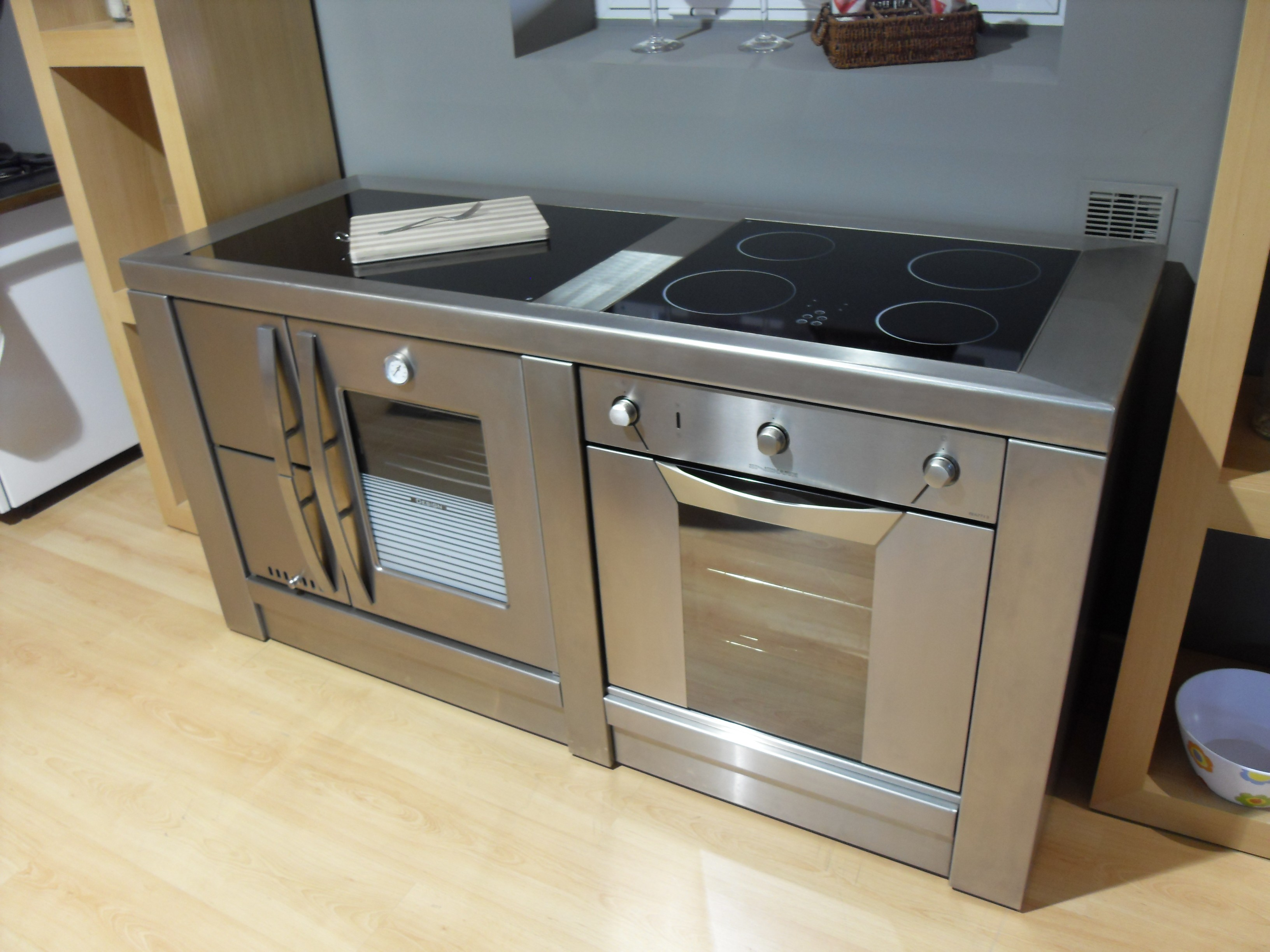 Sdc13206 Jpg ~ Fogao A Lenha Cozinha Moderna