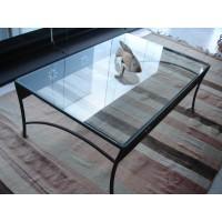 Mesa vidro/ferro