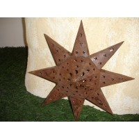 Estrela chapa grande