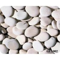 Pedras decorativas em mármore